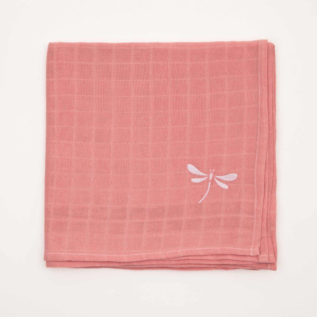 Furoma Cherry Blossom 120x120 coton gots