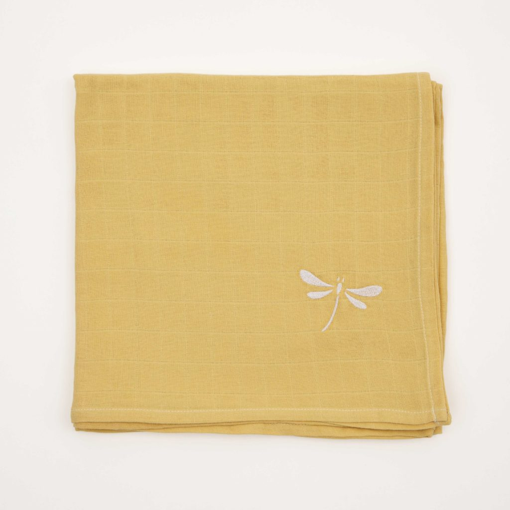 Furoma Sunshine 120x120 cotton gots