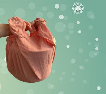 furoshiki furoma gift wrap christmas lila's essentials